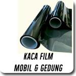 Kaca Film Mobil & Gedung Klik Disini